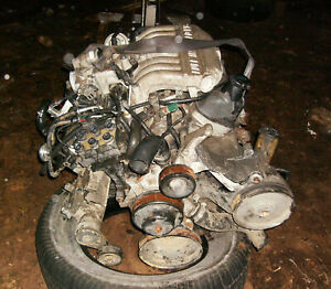 Ford Mustang 3 8l Engine V6 78 420 Miles 1998