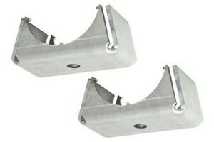 Ruffstuff Spring Under Axle Perches For 3 Axle Tube