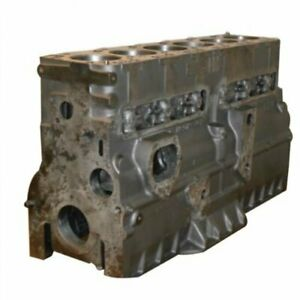 Remanufactured Engine Block Bare D407 Dt407 International 1206 856 D407 1256