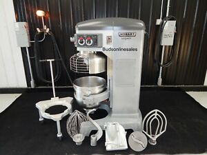 Hobart Legacy 60 Quart Mixer Hl600 Qt Dough Bowlguard Pizza Bakery Bread 30 80