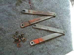 Scout Ii Tailgate Strap Set 1972 1980 International Scout Ii Oem Strap Pair
