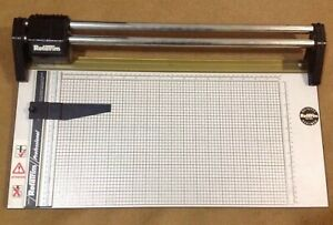 Rotatrim Professional Rotary Trimmer 18 Safety Paper Cutter