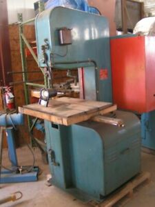 Do All 2012 2h Vertical Saw