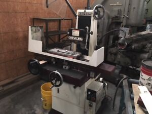 Chevalier Fsg 618m Surface Grinder