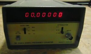 Hp Agilent Keysight 5381a 80 Mhz Universal Frequency Counter