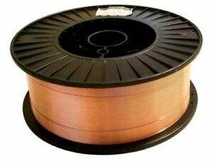 33 Lb Roll 030 Mild Steel Mig Welding Wire Er70s 6 Fast Free Shipping