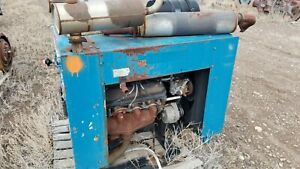 Used Ford 460 Natural Gas Stationary Engine