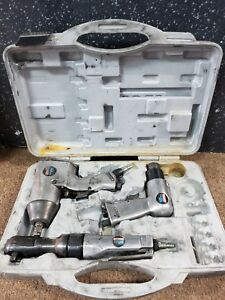 Craftsman 3 Piece Air Tool Set In Case B y