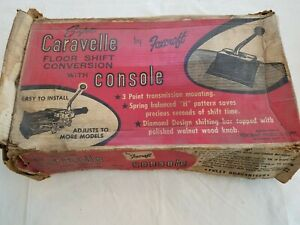 Caravelle 3 Speed Shifter Conversion Lasalle Cadillac Lincoln Mercury Chevy Ford