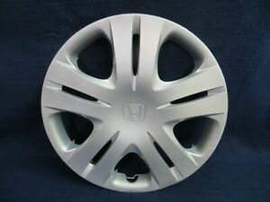 Honda Fit 09 11 15 5 Split Spoke Silver Wheel Cover Hubcap 1 Oem 55086