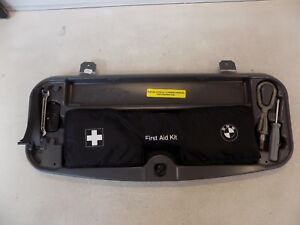 Tool Kit Case On Trunk Lid Oem Bmw E65 E66 E67 735i 735li 745i 745li 760i 760li