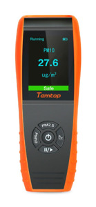 Temtop P600 Air Quality Laser Particle Detector Professional Meter Accurate For