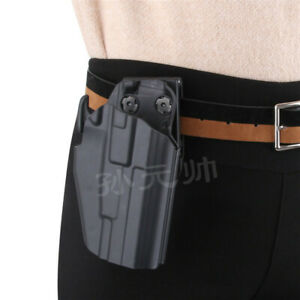 Universal Thumb Quick Release Holster for Glock 17 19 20 21 22 23 H