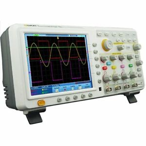 Owon Tds7104 100mhz 1gs s 7 6mpts 4 Chs Touch Screen Digital Serial Oscilloscope