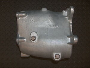 1963 Chevy Corvette Borg Warner 4 Speed Transmission Main Case T10d 1
