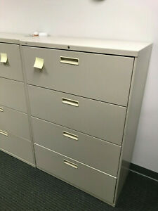 Hon File Cabinet Multiple Styles Very Good Condition