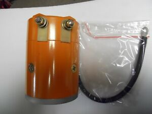S A M 1306007 Snow Plow Motor 4 1 2 Twin Post Replaces Meyer 15841 15727