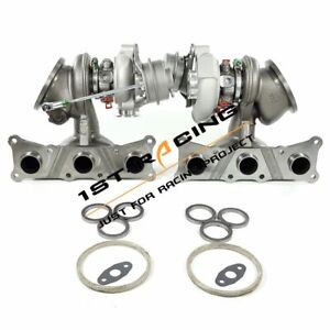 Billet 6 6 17t State 3 Turbo Charger Td04l Bmw E90 E92 E93 535i 535xi N54 700hp