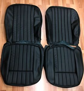 New Jaguar Xke E type Si Leather Seat Cover Made To Original Specification