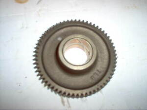 Kubota Engine Idle Timing Cam Crank Gear 3 Cylinder Diesel D1105 D1005 D905