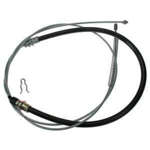 Raybestos Bc 92328 Mustang Parking Brake Cable Rear 82 3 4 1967