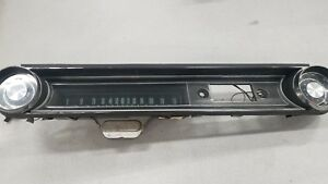 1965 Impala Speedometer Dash Cluster Assembly 65 Chevrolet Bel Air