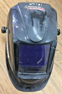 Lincoln Electric Viking 3350 4c Adf Auto Darkening Welding Helmet