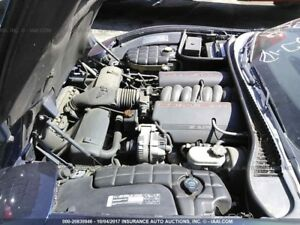 2004 Chevy Corvette Ls1 Engine 5 7l V8 With 87k Miles