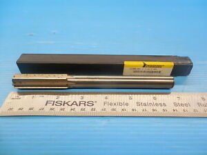 Unused 17 Mm Chucking Reamer Straight Flute 17 0 6693 Hss 8fl Machine Tooling