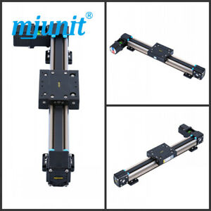 Mjunit Mj50 Linear Motion Guide Rails Cnc Guideway System With 600mm Stroke