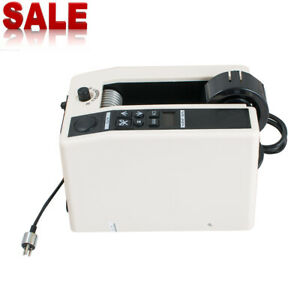 Automatic Tape Dispensers Adhesive Tape Cutter Packaging Machine Usa Ship