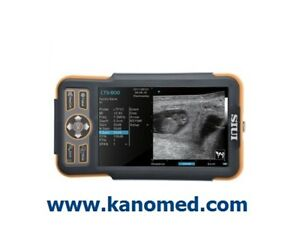 Siui Cts 800 Veterinary Ultrasound With Rectal Linear Probe