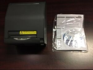 Star Micronics Tsp800ii Point Of Sale Thermal Printer With Keys No Adapter Cord