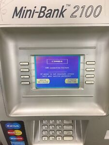 Atm Mini Bank 2100 Working Condition With Key And Combonation Lock