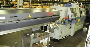 Star Sv32jll 7 axis Cnc Swiss Type Sliding Headstock Automatic New 2007