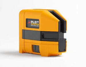 Pacific Laser Systems Pls6rkit Red Laser Level With Kit