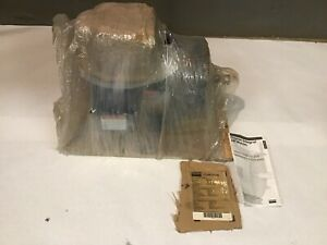New Dayton Air Compressor 5 Hp Motor Model 6k757ba 1740 Rpm 230 Volts 184t Frame