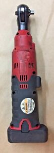 Snap On Ctr714 1 4 Ratchet Red 14 4v Battery Cordless
