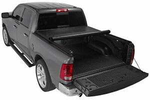 Fit 2003 2018 Dodge Ram 2500 3500 8ft Bed Lock Roll Up Soft Tonneau Cover