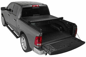 For 2004 2013 Ford F150 6 5ft 78in Bed Lock Roll Up Soft Tonneau Cover