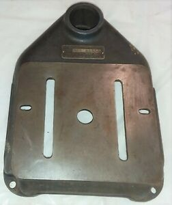 Sears Craftsman 101 atlas No 53 12 3 4 Drill Press Base Casting part 52 3