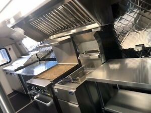 Food Truck 2011 Ford E450