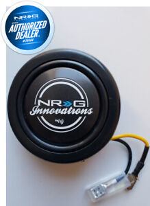 New And Improved Version 2 Nrg Steering Wheel Horn Button Replacement Ht 048