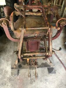 Antique Vintage Manley Tire Changer Machine