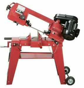 3 Speed 1 Hp 4 In X 6 In Horizontal Vertical Metal Cutting Band Saw Fedex