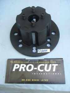 185 Used Genuine Pro cut 4wd Direct Fit Brake Lathe Adapt On Car Model 610