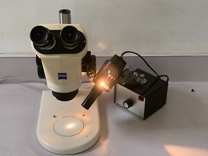 Zeiss Stemi 1000 W light Source And Base