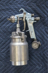 Binks Spray Gun Bbr Hvlp