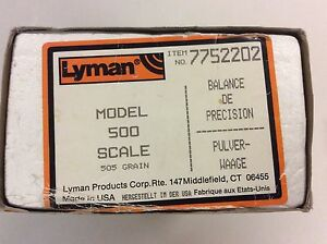 Lyman Model 500 Scale Metal Stand and Tray