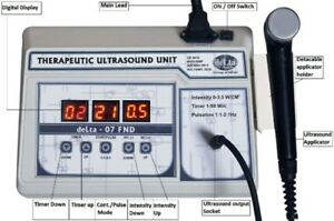 Physiotherapy Ultrasound Therapy Machine Physical Digital Therapy Fn